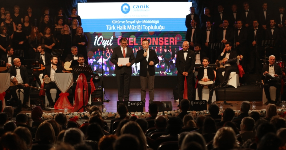 Canik'te 100. yıla özel program